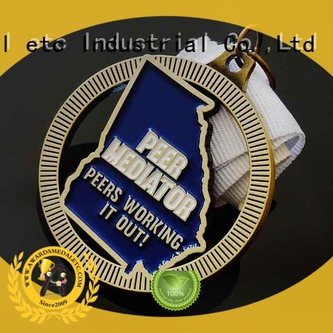 fashion custom medal medals customized for gifts