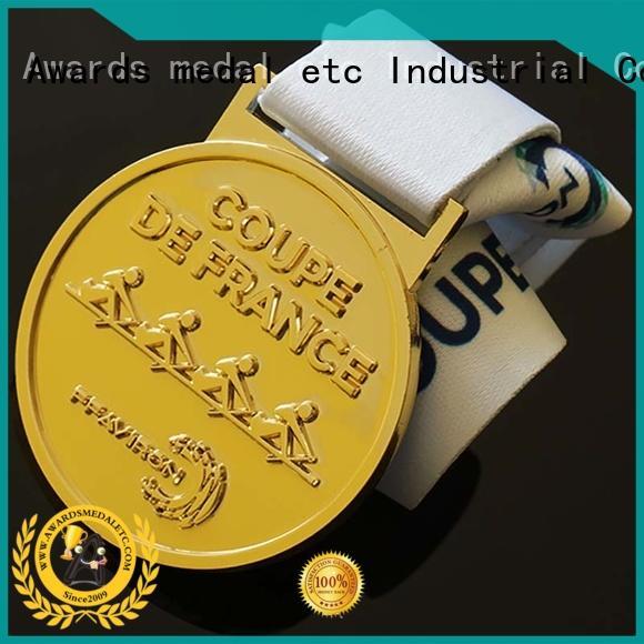 hockey medals & custom enamel badges
