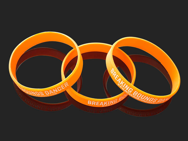 Awards Medal commercial printed silicone wristbands exporter for event-2