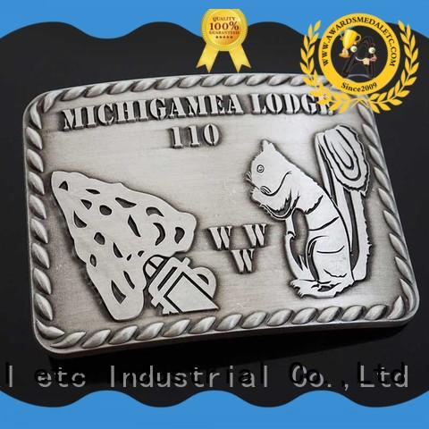 China belt buckle manufacturers plated high reliability for sale