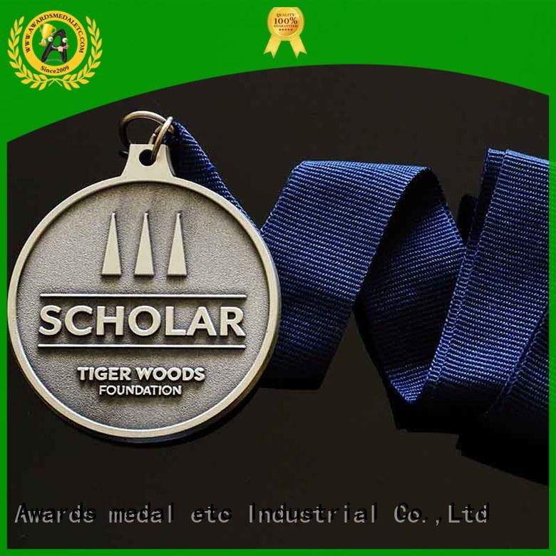 Awards Medal out custom medallions supplier for souvenir