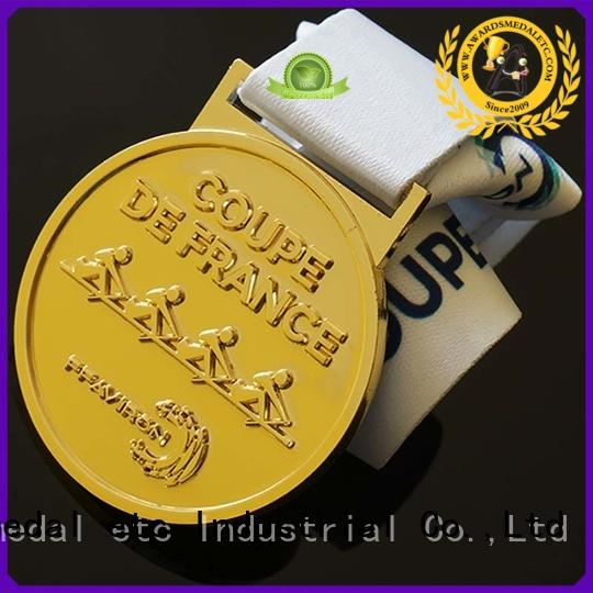 customized custom medallion awards medals global market for match