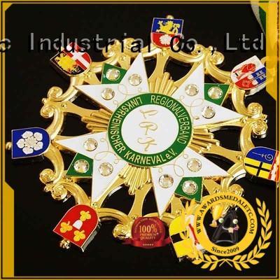 Awards Medal hot fiesta medal design for importer