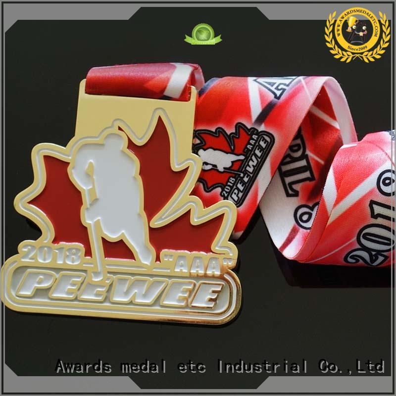 Awards Medal marathon sports medallion supplier for sale