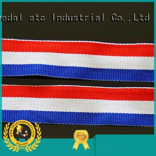 Awards Medal event ribbon lanyard fast dispatch for sport event