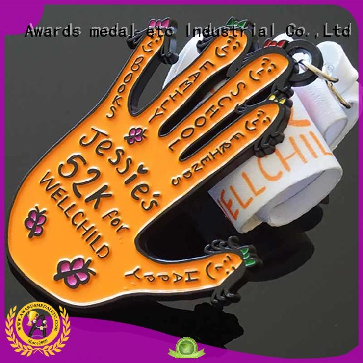 customized sports medallion gifts supplier for sale