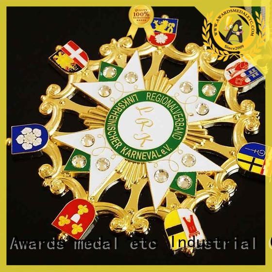 Awards Medal trendy designs carnavals medailles trader for wholesale
