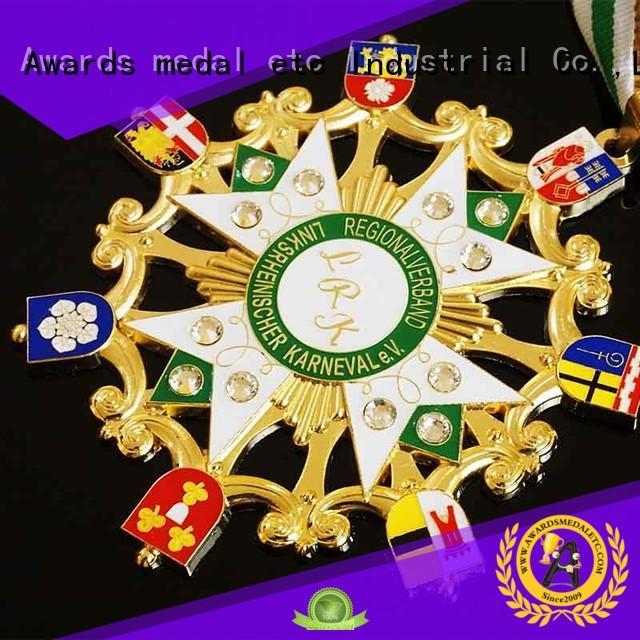 hot medailles carnaval medal design for sale