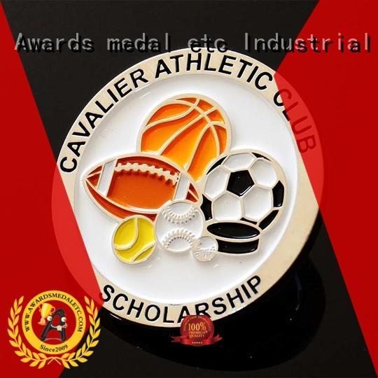 Awards Medal challenge challenge coin maker series for sale
