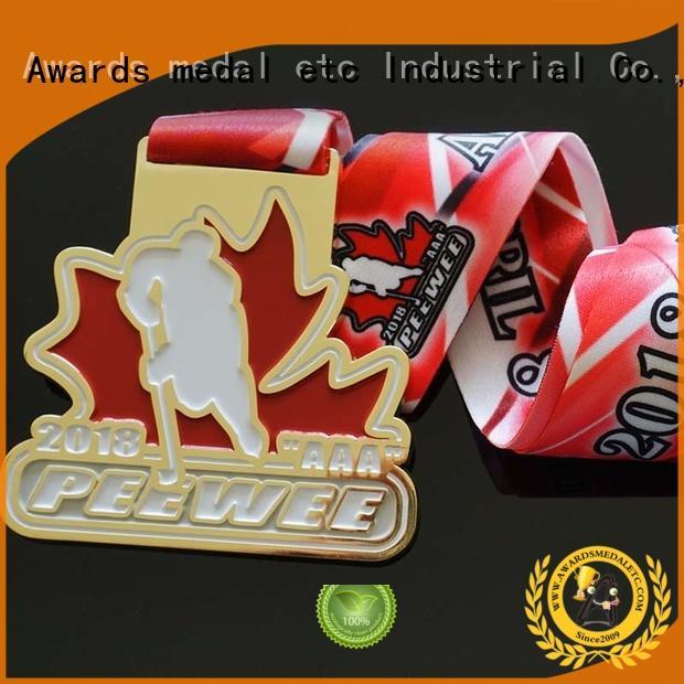 custom medallion awards die for match Awards Medal