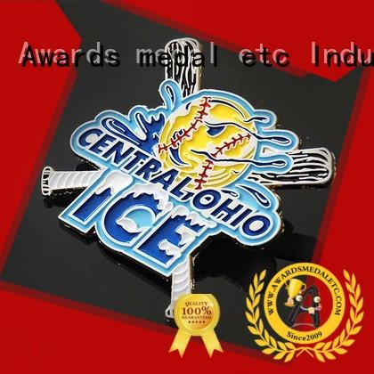 Awards Medal economical pin badges overseas trader for souvenir