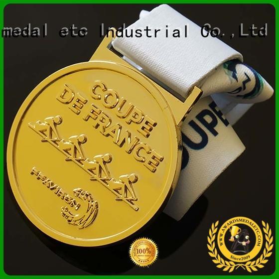 Awards Medal logo sports medal factory for sale